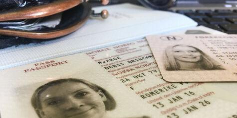 image: Er navnet for langt for passet eller førerkort? Slik løser man problemet