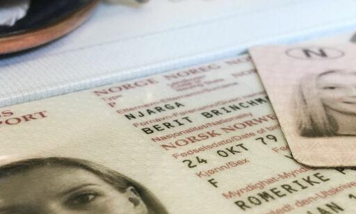 image: Navnene som skaper trøbbel for pass og førerkort