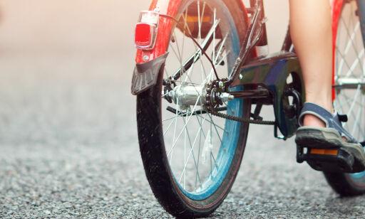 image: Se når ekspertene mener barna kan sykle alene til skolen