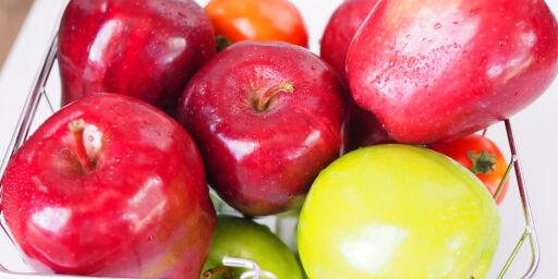 image: Gratis skolefrukt til noen - men ikke til alle