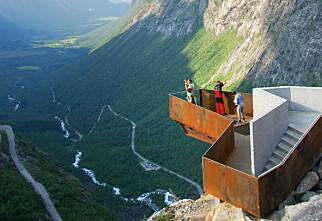 Anerkjent magasin lovpriser norske turistveier