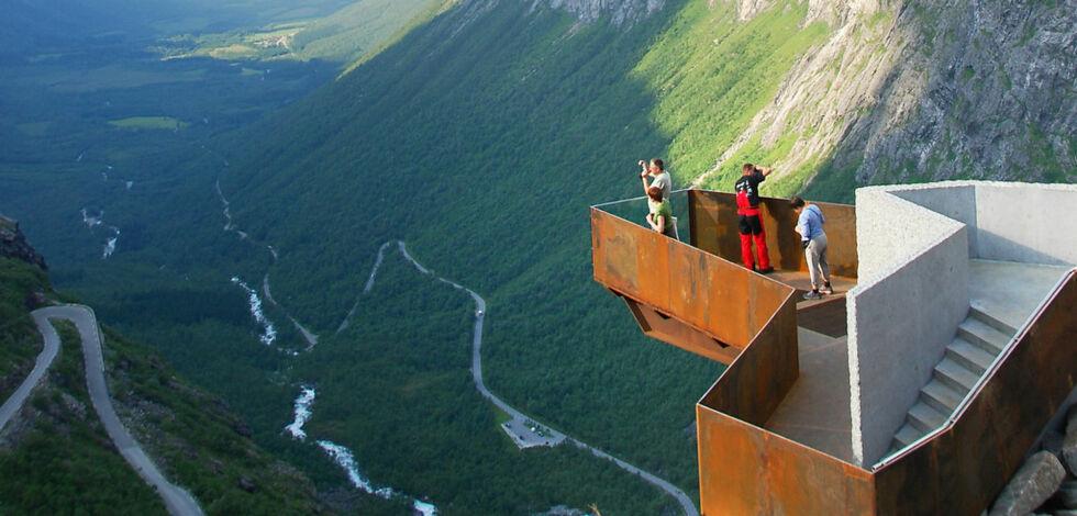 image: Anerkjent magasin lovpriser norske turistveier