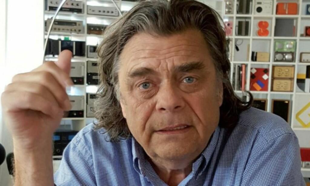 RADIO-SUKSESS: Erling Neby er en ringrev i norsk lyd- og hifibransje. Rundt midten av 90-tallet fikk han jackpot med Tivoli-radioen. Foto: Torill Odden/Dagbladet