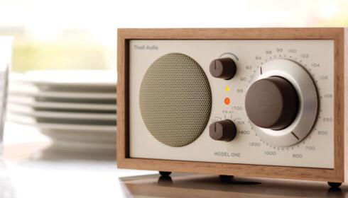 ORIGINALEN: FM-varianten av Tivoli Model One var en av Norges mest solgte radiomodeller i nyere tid. Foto: Tivoli Audio