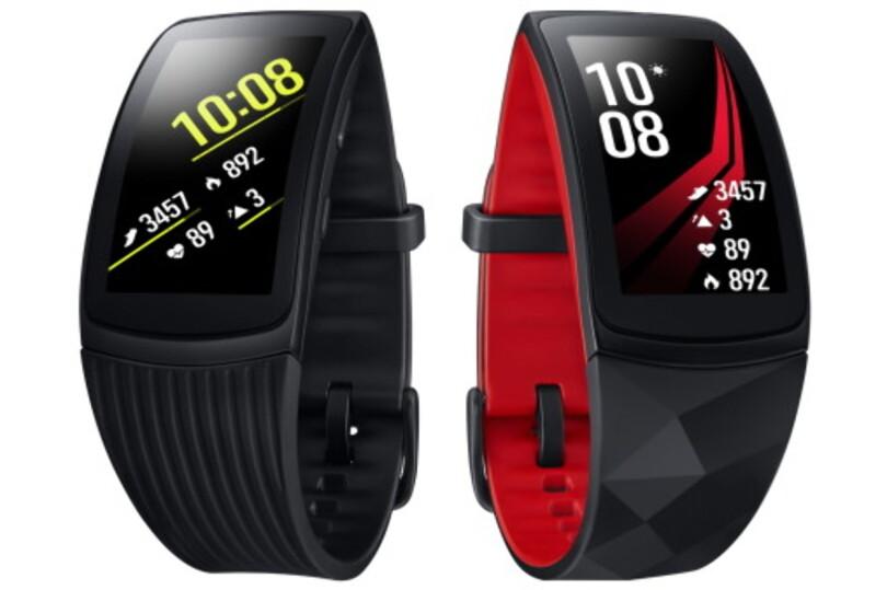 NYE TRENINGSKLOKKER: Gear Sport og Gear Fit2. Foto: Samsung
