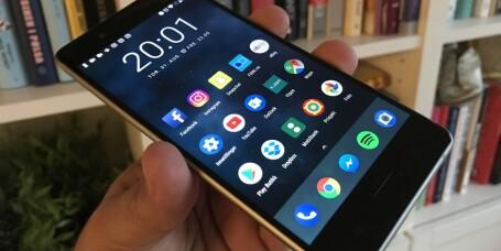Slett ikke verst dette, Nokia