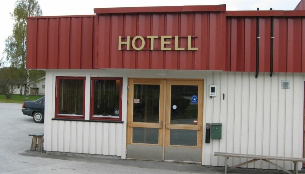ENKELT OG BRA: Øiseth Hotell i Rendalen. Foto: Bjørn Eirik Loftås