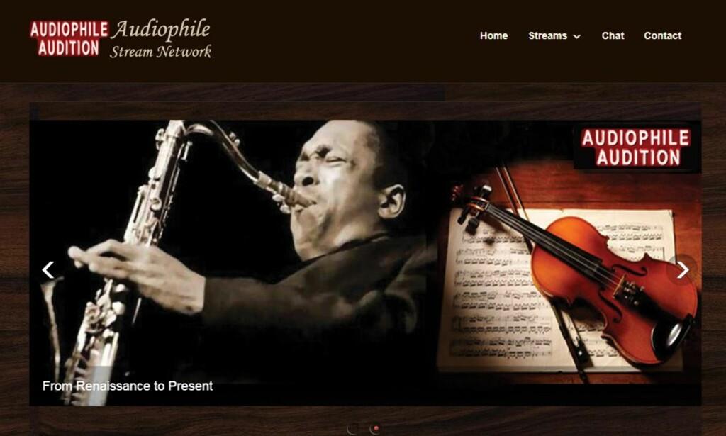 GRESK GODLYD: Audiphile Stream Network server jazz, klassisk, rock og blues i en lydkvalitet NRK-lyttere bare kan drømme om. Foto: Audiophile Stream Network