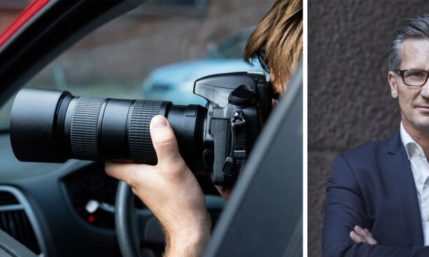 image: DNB trodde ikke på kvinnen, så de filmet henne i skjul