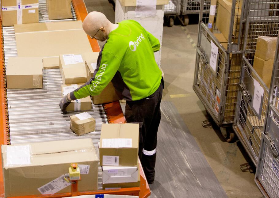 VIL FJERNE MOMSGRENSA: Arbeiderpartiet og flere andre vil nå fjerne hele momsgrensa. Bare FrP vil øke den. Foto: Håvard Jørstad / Posten