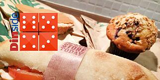 image: Slik får du mye billigere mat på veikro, restauranter og bakerier