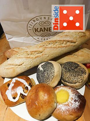 Kanel Café, Råholt. Foto: Berit B. Njarga