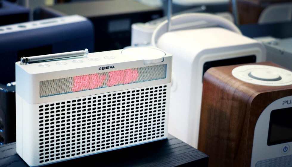 STORTEST: Dinside har testet til sammen 23 DAB+-radioer. Testene er gruppert etter pris, og vil bli publisert i dagene framover. Foto: Ole Petter Baugerød Stokke