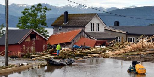 image: Dette dekker forsikringen ved naturskade