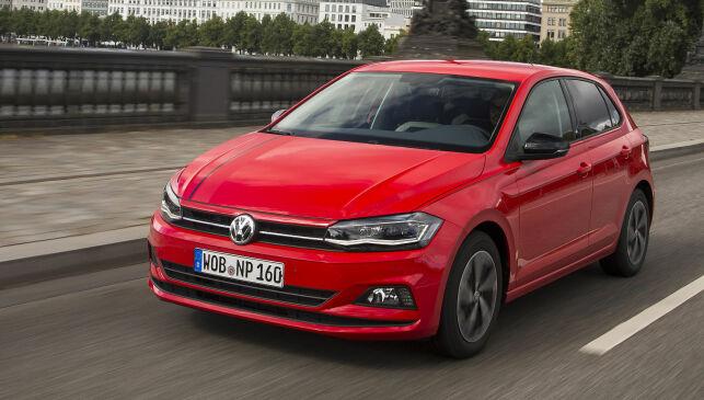 image: TEST: Blir nye VW Polo klasseleder?
