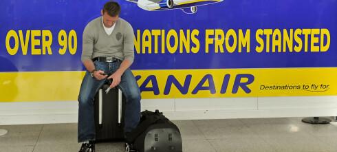 Nå kniper Ryanair igjen på håndbagasjen