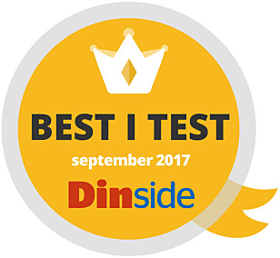 <strong>BEST I TEST:</strong> Sangean DPR-67 er best i test i klassen under 1.000 kroner.