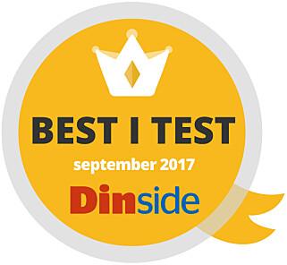 BEST I TEST: Sangean DPR-67 er best i test i klassen under 1.000 kroner.