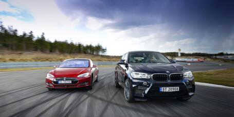 BMW skal tilby 12 elbiler innen 2025