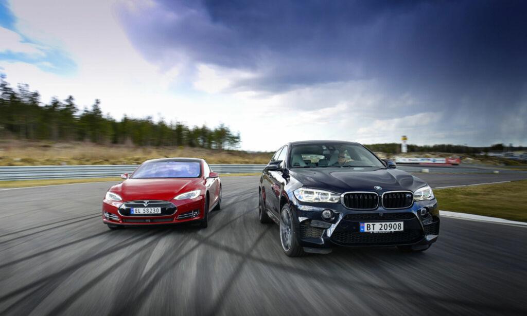 image: BMW utfordrer Tesla: Tilbyr 12 elbiler innen 2025
