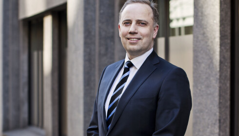 Christian Vammervold Dreyer, administrerende direktør i Eiendom Norge. Foto: Solfrid Sande/Eiendom Norge.
