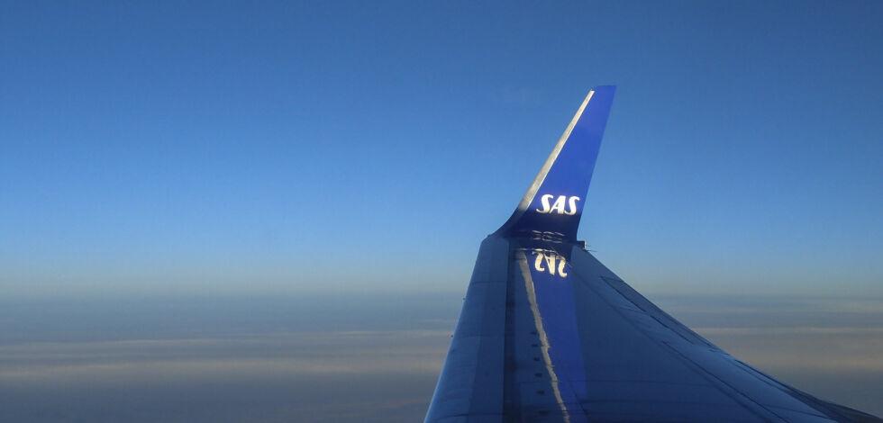 image: Alle norske SAS-flygere tas ut i streik fra torsdag