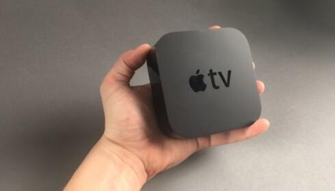 NY VERSJON? Det er to år siden den gjeldende Apple TV-modellen ble sluppet. Får vi se en 4K-utgave i kveld? Foto: Pål Joakim Pollen