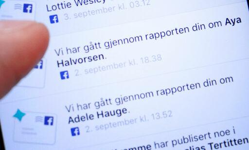 image: Kur mot falske Facebook-forespørsler
