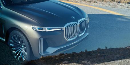 Gedigen SUV fra BMW