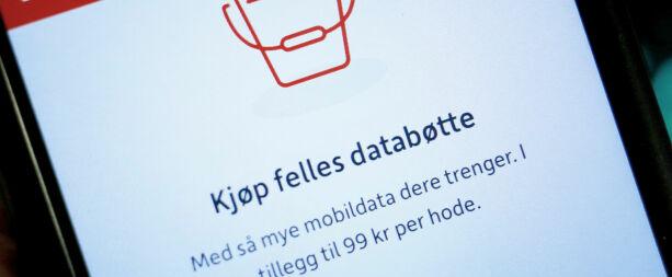image: Nå kan du kjøpe «bøtte» full av data. Lønner det seg?