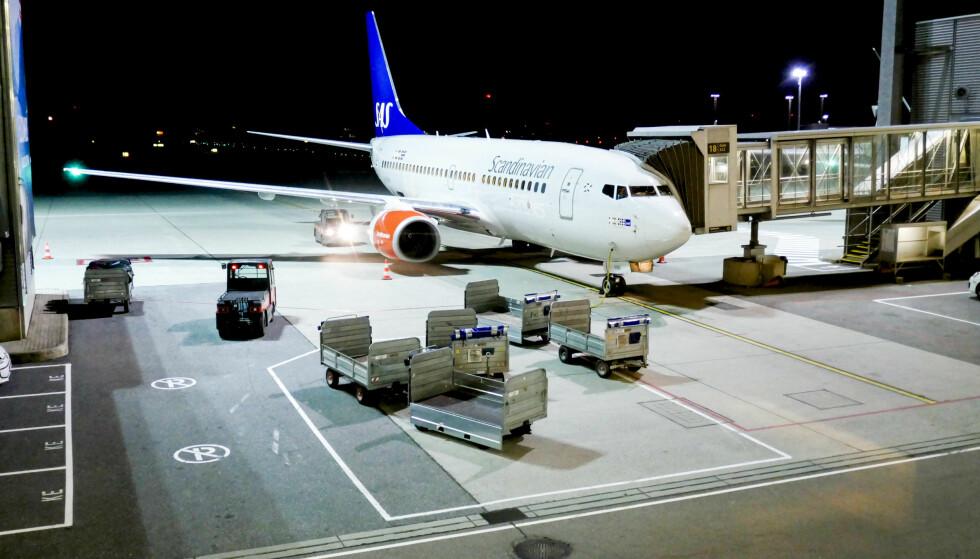 STRANDET PÅ GRUNN AV STREIK? Du kan kreve pengene tilbake eller ny reise. Foto: Erik Johansen / NTB scanpix