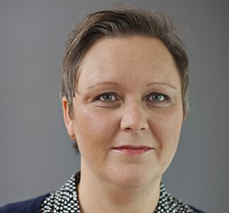Eirin Oda Lauvset, juridisk seniorrådgiver i Datatilsynet. Foto: Åsa Mikkelsen.