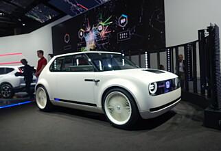 Ny elbil snart på markedet