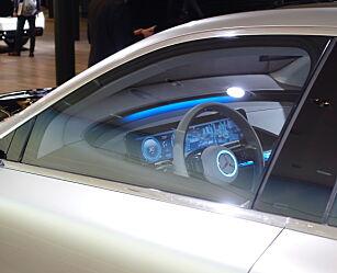 image: Norge først i verden for el-SUV-en til Mercedes