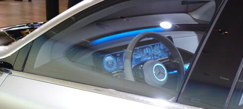 Norge først i verden for el-SUV-en til Mercedes