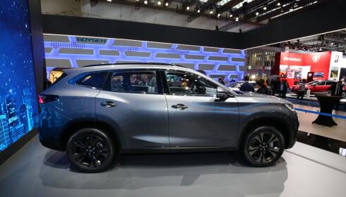 Kinesisk SUV til Europa