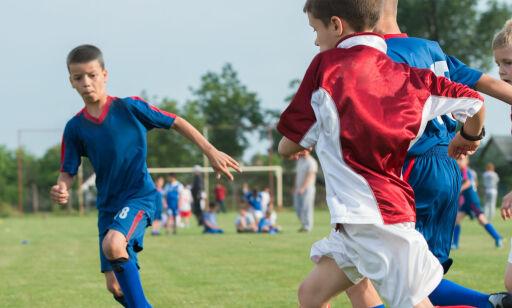 image: Ekstreme prisforskjeller på fotballtrening