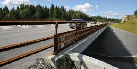 Vegvesenet dropper rustne autovern