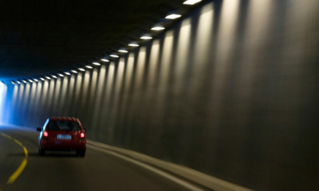 PROBLEMET: Tunneler skaper mer trøbbel for DAB+-radioer enn for mobiler med nettradio, viser NAF-undersøkelsen. Foto: INGER MARIE GRINI/SCANPIX NTB