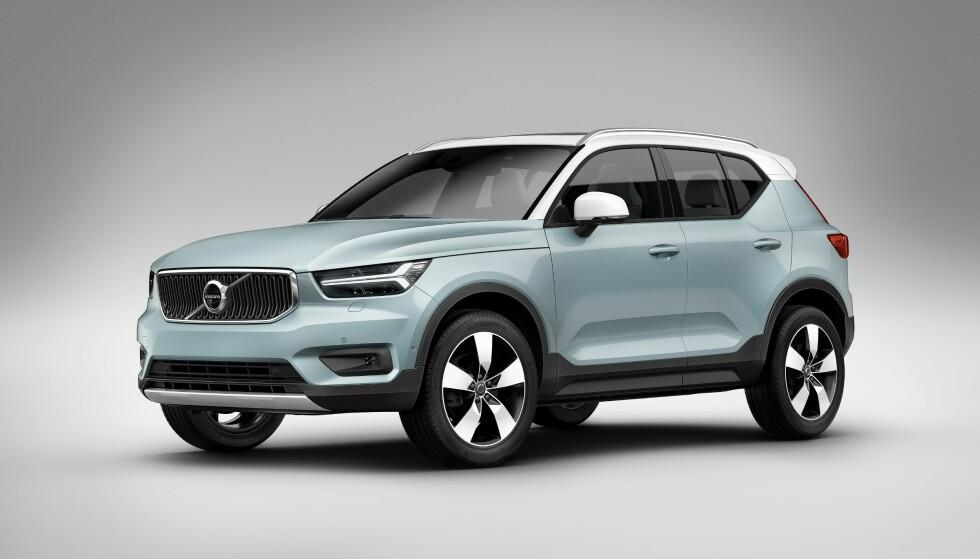 Volvo lanserer viktig nyhet i verdens viktigste bilsegment