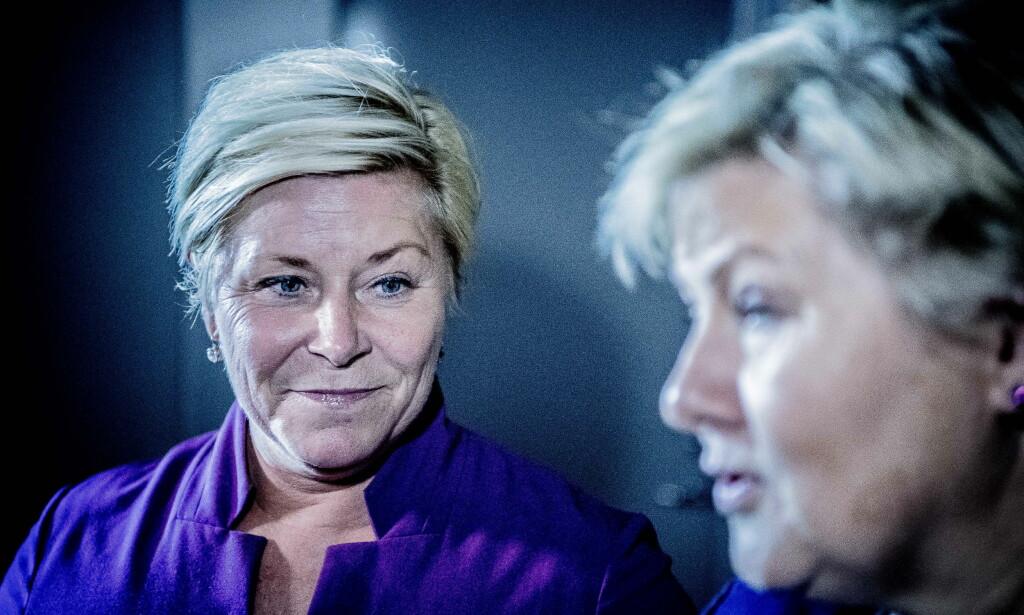 CO2-blinde: Er det bevisst eller ubevisst blindhet som ligger bak Regjeringens forslag til statsbudsjett? Foto: Thomas Rasmus Skaug/Dagbladet