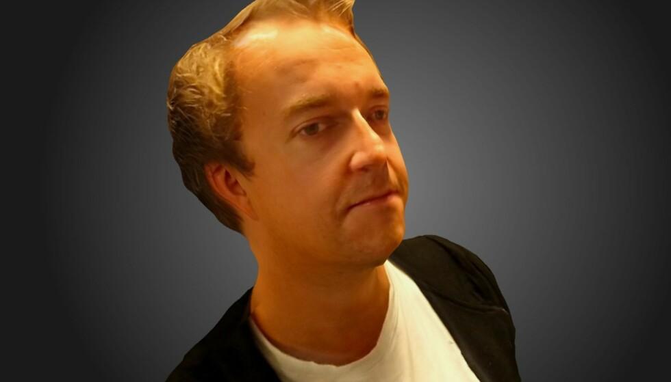 3D-skanning av Ole Petter. Gå til denne nettsiden for å snurre rundt på ham.