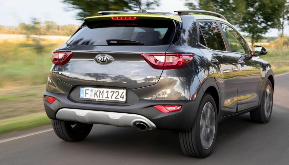 Høyreist småbil: Kia Stonic er merkets nye tilskudd i klassen for høyreiste småbiler. Foto: Kia