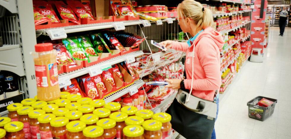 image: Frykter matkjedene misbruker personopplysninger