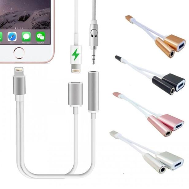 <strong>TILLITSVEKKENDE:</strong> Du får dem i farger som matcher iPhonen din, og de koster 11 kroner kroner. Da er frakten fra Kina inkludert i prisen. Foto: eBay