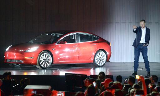 image: Tesla vil ikke stille i konkurranse i USA