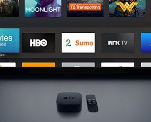 image: Hvis ikke du har rask nok linje, er Apple TV 4K liten vits