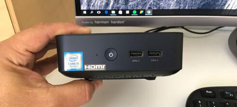 Denne lille PC-en gir deg sannsynligvis alt du trenger (og mer til)