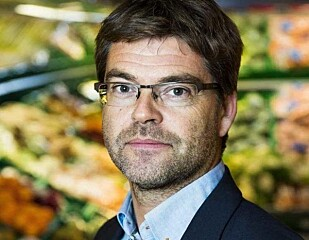 Harald Kristiansen, kommunikasjonssjef i Coop Norge. Foto: Coop Norge.
