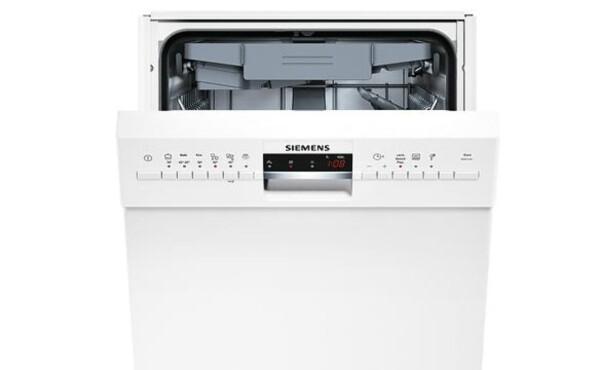 PRIS/KVALITET: Siemens SR46M281SK til 4.995 får også gode skussmål. Foto: Siemens